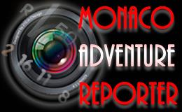 Monaco Adventure Reporter