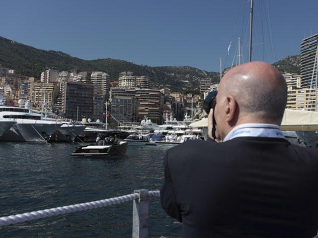J.P au Monaco Yacht Show