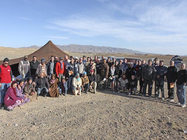 Raid Humanitaire Maroc – Kdune & Fondation Altéa