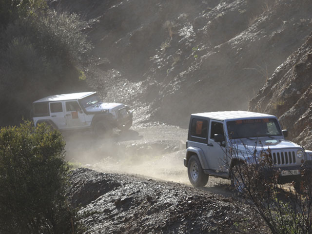 Kdune associée à Jeep Perpignan pour l'événement