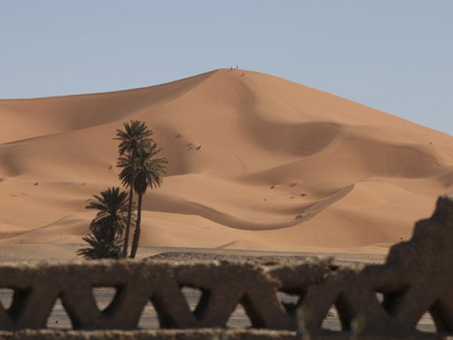Merzouga et ses dunes