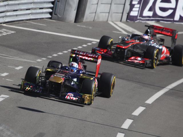 GP de F1 Monaco 2013