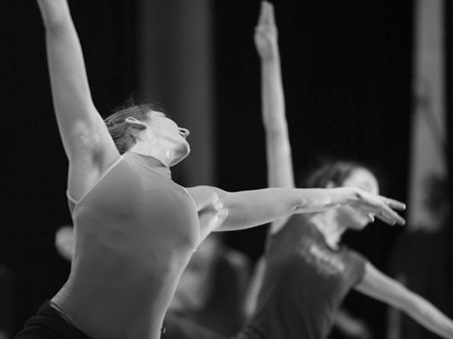 Répétition Danseuse